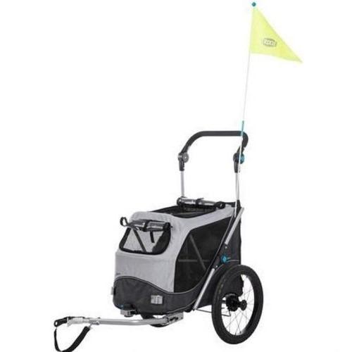 Trixie-hondenfietskar-grijs-zwart-1-800x500