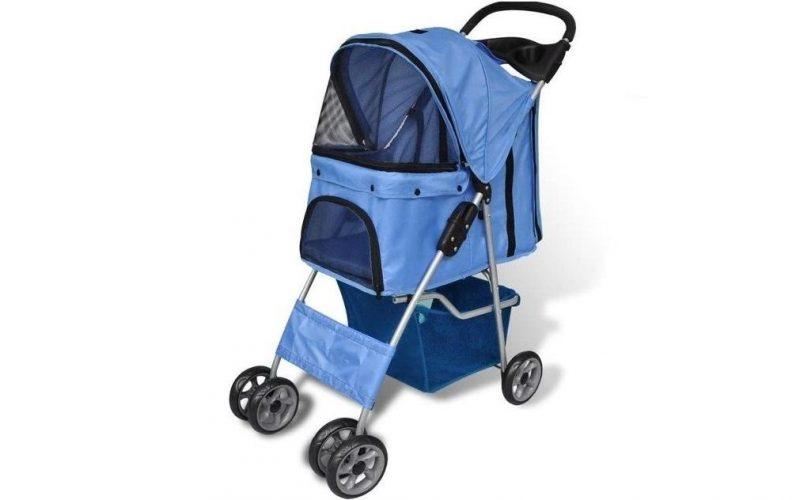 VidaXL-Hondenbuggy-blauw-800x500