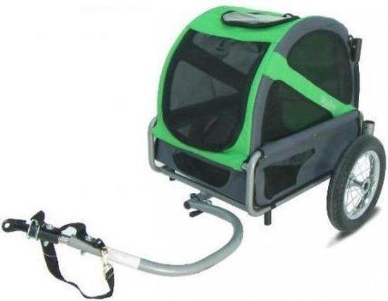 doggyride mini groen 2